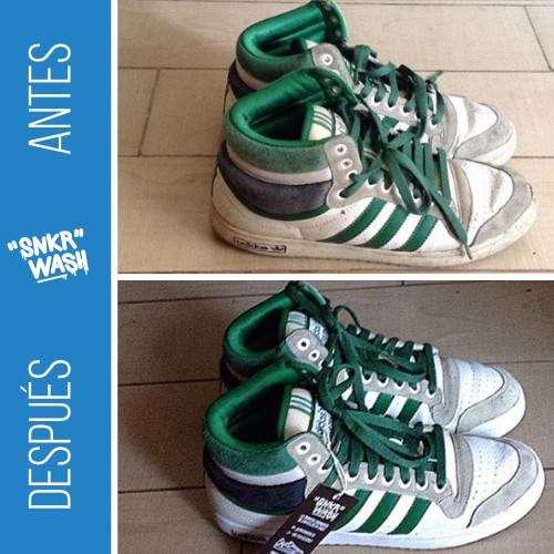 tutorial para limpiar y customizar zapatillas